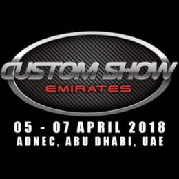 Custom Show Emirates