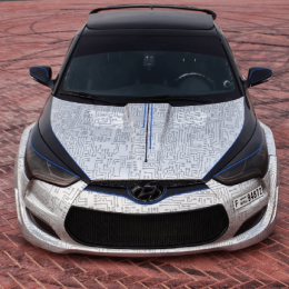 modified Veloster