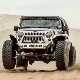All Jeeps United