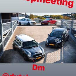 top secret underground parking garage meeting
