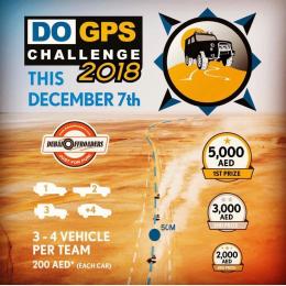 GPS Challenge 18
