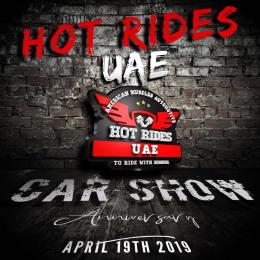 HotRidesUae 4th Anniversary