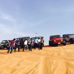 Dune Drifters