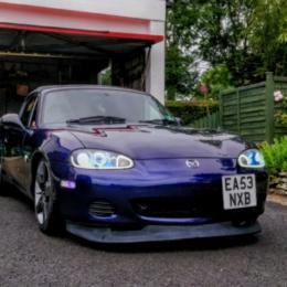 Mazda MX-5 UK Club