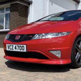 Honda Civic UK