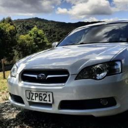 Subaru Legacy New Zealand Club