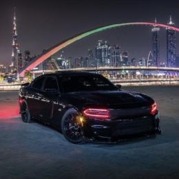 Dodge Charger UAE Club