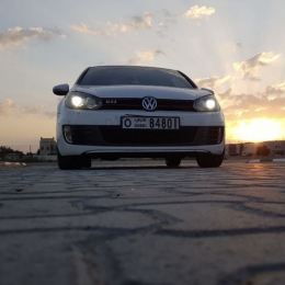 VW Golf UAE Club