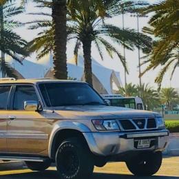 Nissan Patrol UAE