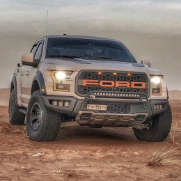 Ford F-Series UAE Club