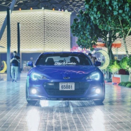 Toyota GT86 UAE Club