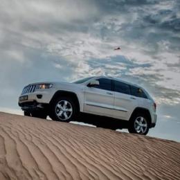 Jeep Grand Cherokee UAE Club