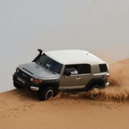 Toyota FJ Cruiser UAE Club