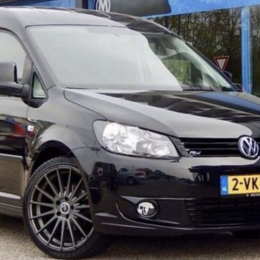 VW Caddy Dutch Club
