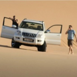 Toyota Land Cruiser UAE Club