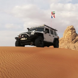 Jeep Wrangler UAE Club