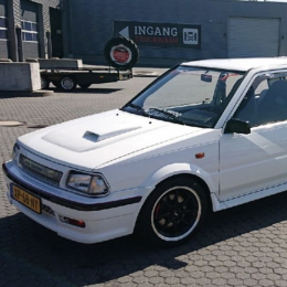 Toyota Starlet Dutch Club