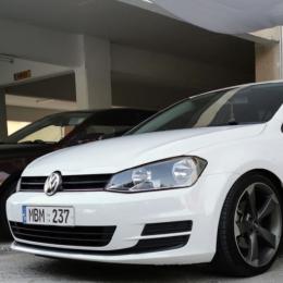 VW Golf Cyprus Club