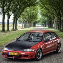 Honda Civic Dutch Club