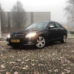 Mercedes-Benz C-Class Dutch Club