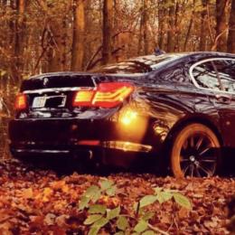 BMW 7-Series German Club