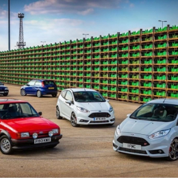 Ford Fiesta UK Club
