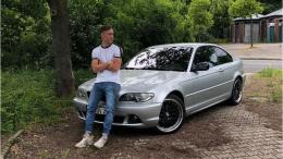 BMW E46 318ci Coupé