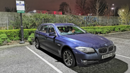 BMW 520d 2011 F11