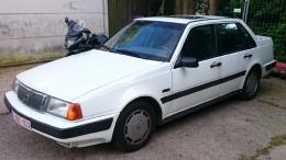 Volvo 460 turbo