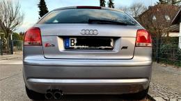 Audi A3 / S3 umbau
