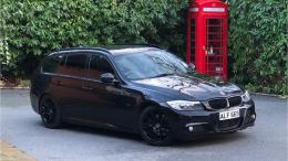 BMW E91 330D Touring