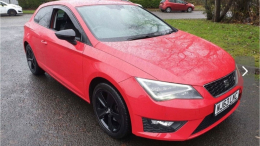 SEAT LEON FR SPORTSCOUPE