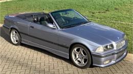 BMW E36 Classic Convertible