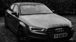 Audi A3 sedan stage1