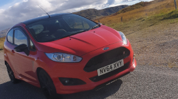 Fiesta Red Edition