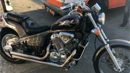 Steed 600 custom
