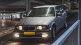 BMW 3-Series 316 1998