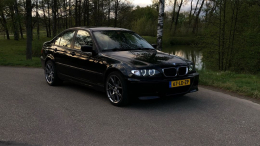 BMW 3-Series 316 2002