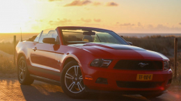 Ford Mustang 2011 Convertible