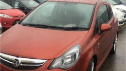 Vauxhall Corsa 2012