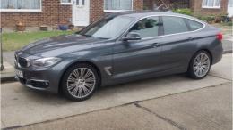 BMW 3-Series 328 2015