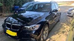 BMW e91 318d