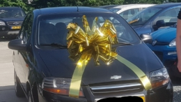 Chevrolet Kalos 2004