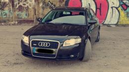 Audi A4 >> Avant 2007