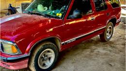 Chevrolet Blazer K5 1997