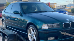BMW 3-Series 318 1997