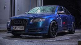 Audi A4 b7 3.0 Tdi