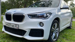 BMW X1 20d 2017