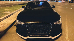 Audi A5 3.0 tdi stage 2